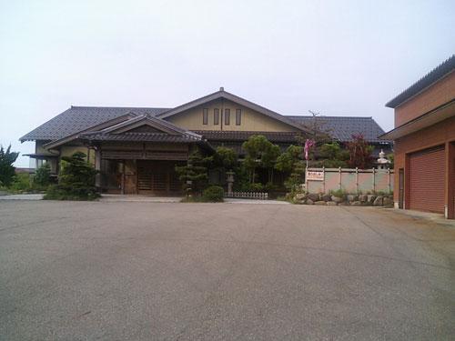 中古住宅・事務所倉庫付 > 石川県かほく市内高松